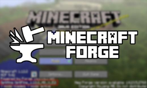 Minecraft Forge 1 14 4/1 14 3/1 13 2/1 12 2 - Installer - Mods