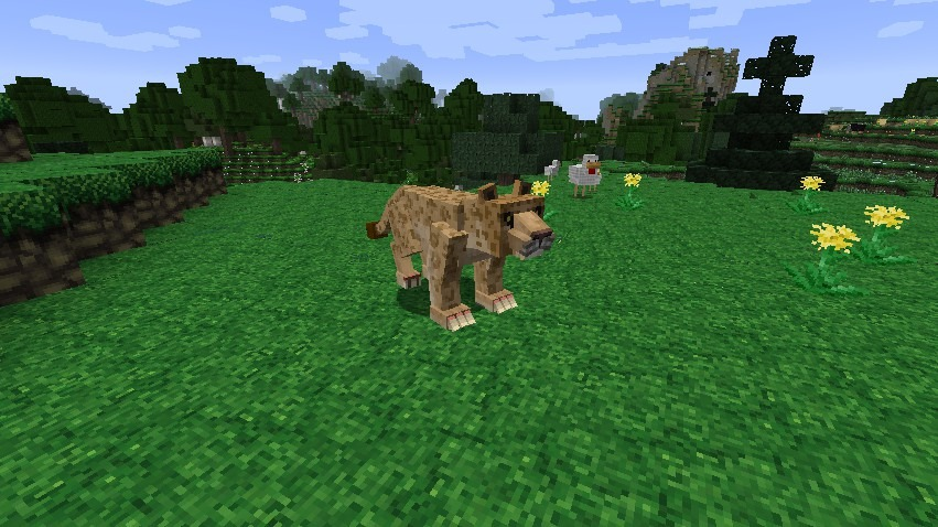 Mo Creatures 11221112 Add Beautiful Animals Mods