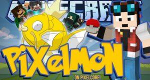 Pixelmon Mod 1.15.2/1.15 and 1.14.4 – Pokémon in Minecraft