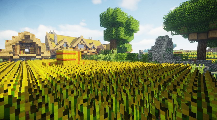 Shaders Mods 1.16.2